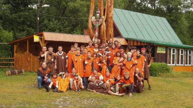 Foto 2003 – Indiánská výprava