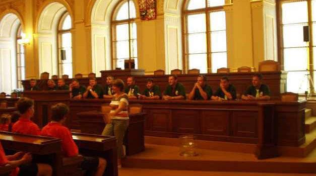 Foto 2004 – Parlament
